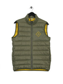 Barbour Beacon Harter Gilet Green
