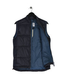 Barbour Beacon Kinder Gilet Navy