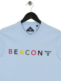 Barbour Beacon Multi T-Shirt Blue