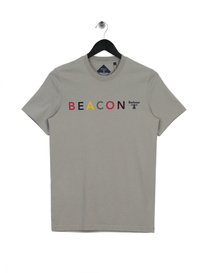 Barbour Beacon Multi T-Shirt Grey