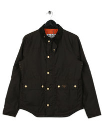 Barbour Beacon Stybarrow Wax Jacket Olive Green