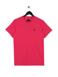 Barbour Beacon T-Shirt Pink