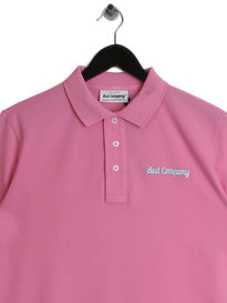 Best Company Polo Shirt Rose Pink