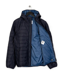 Barbour Beacon Birkhouse Quilt Navy