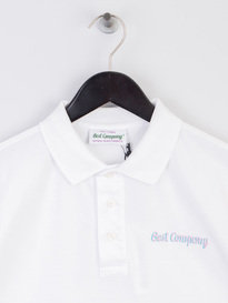 Best Company Basic Polo Shirt 103 White