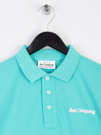 Best Company Basic Polo Shirt 414 Mint