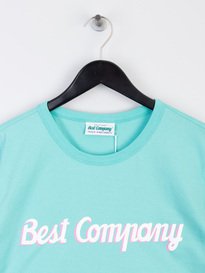 Best Company Logo T-Shirt Mint