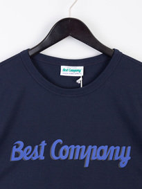 Best Company Logo T-Shirt Navy
