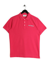 Best Company Polo Shirt Pink