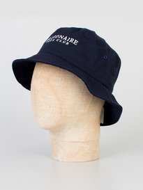 BILLIONAIRE BOYS CLUB ALLIANCE BUCKET HAT NAVY