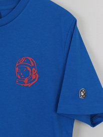 BILLIONAIRE BOYS CLUB  ALLIANCE T-SHIRT BLUE