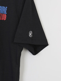 BILLIONAIRE BOYS CLUB APPROACH + LANDING T-SHIRT BLACK