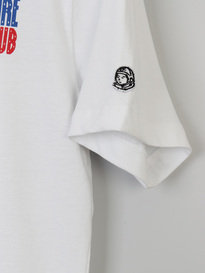 BILLIONAIRE BOYS CLUB APPROACH + LANDING T-SHIRT WHITE