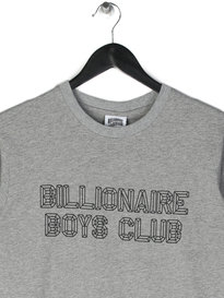 Billionaire Boys Club A/V LS T-Shirt Grey