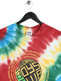 Billionaire Boys Club Enlarging The Ideal Long Sleeve T-Shirt Red