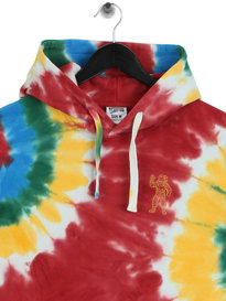 Billionaire Boys Club Enlarging The Ideal PO Hoodie Red