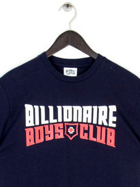 BILLIONAIRE BOYS CLUB HEALTH S/S TEE NAVY