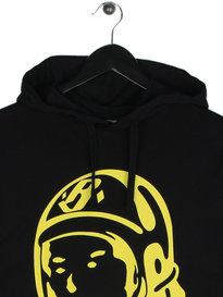Billionaire Boys Club Helmet Long Sleeve Hooded T-Shirt Black