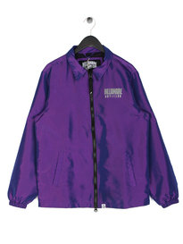 Billionaire Boys Club Iridescent Zip Jacket Purple