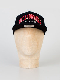 BILLIONAIRE BOYS CLUB IVY LEAGUE SNAPBACK BLACK