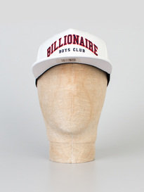 BILLIONAIRE BOYS CLUB IVY LEAGUE SNAPBACK WHITE