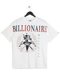 Billionaire Boys Club Lander Souvenir T-Shirt White