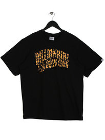 Billionaire Boys Club Leopard Arch Logo T-Shirt Black
