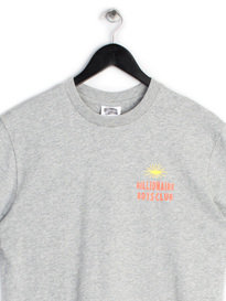BILLIONAIRE BOYS CLUB MAIN ATTRACTIONS SS T-SHIRT GREY