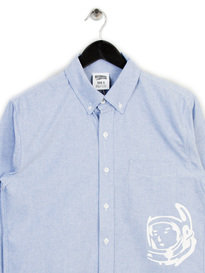 Billionaire Boys Club Mantra Oxford Shirt Blue