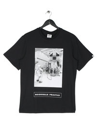 Billionaire Boys Club Moonwalk Practice T-Shirt Black