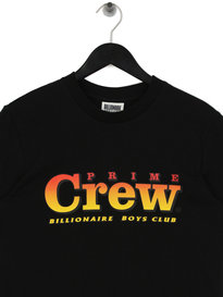 Billionaire Boys Club Prime Crew T-Shirt Black