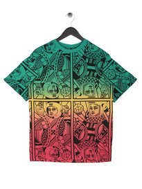 Billionaire Boys Club Alpha Omega Tie-Dye T-Shirt Multicolour