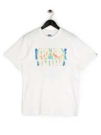 Billionaire Boys Club Scan Graphic T-Shirt White