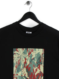 Billionaire Boys Club Lizard Camo Tile Long Sleeve T-Shirt Black
