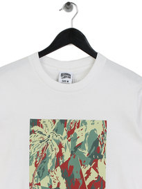Billionaire Boys Club Lizard Camo Tile Long Sleeve T-Shirt White