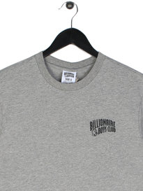Billionaire Boys Club Small Arch Logo Crew Neck T-Shirt Grey
