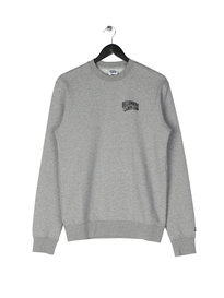 Billionaire Boys Club Small Arch Logo Crew Sweat Grey