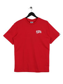 Billionaire Boys Club Small Arch Logo T-Shirt Red