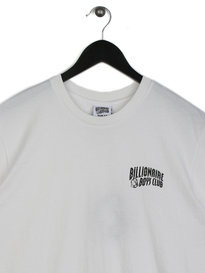 Billionaire Boys Club Small Arch Logo T-Shirt White