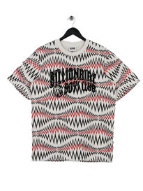 Billionaire Boys Club Soundwave Arch Logo T-Shirt White
