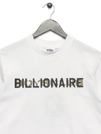 Billionaire Boys Club Stencil Logo T-Shirt White