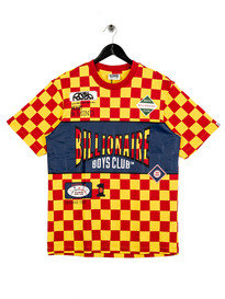 Billionaire Boys Club Track Team T-Shirt Yellow