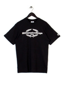 BILLIONAIRE BOYS CLUB VEHICLE S/S TEE BLACK