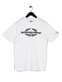 BILLIONAIRE BOYS CLUB VEHICLE S/S TEE WHITE