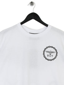 Boy London Eagle Backprint T-Shirt White