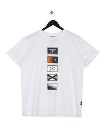 Boy London Flag T-Shirt White