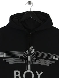Boy London Matrix 3M Hoody Black