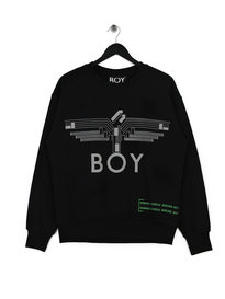 Boy London Matrix 3M Sweat Black