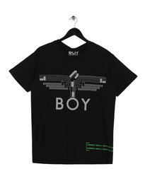 Boy London Matrix 3M T-Shirt Black