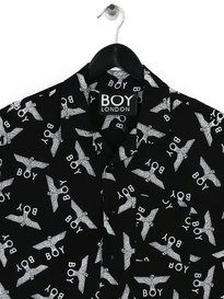 Boy London Repeat Shirt Black
